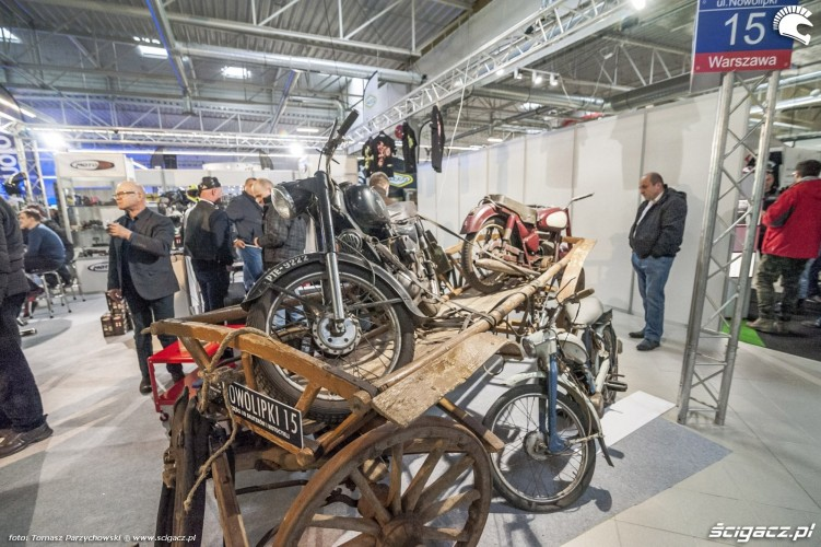 Warsaw Motorcycle Show 2018 103