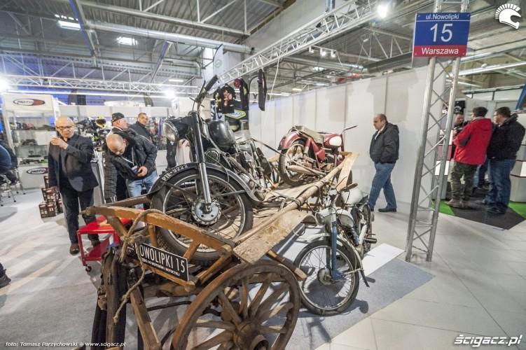 Warsaw Motorcycle Show 2018 104