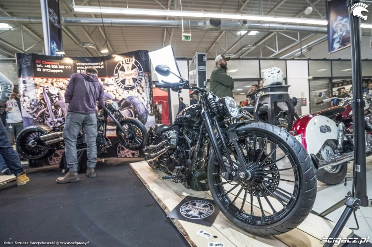 Warsaw Motorcycle Show 2018 108
