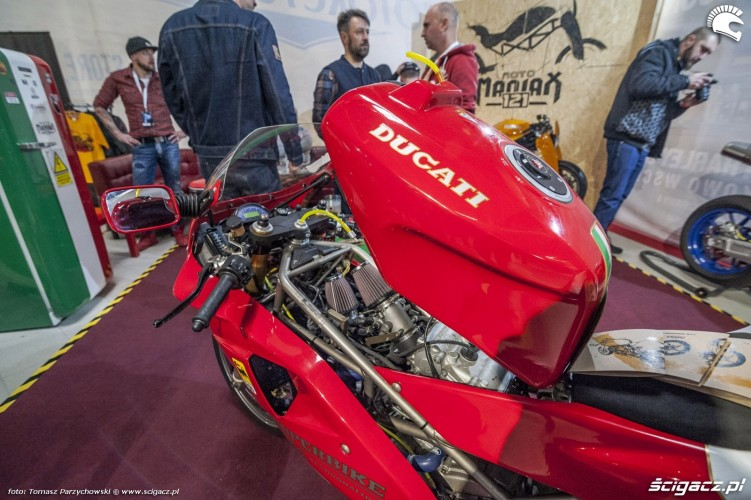 Warsaw Motorcycle Show 2018 110