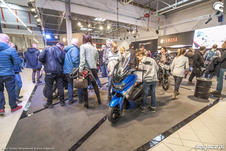 Warsaw Motorcycle Show 2018 119