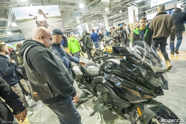 Warsaw Motorcycle Show 2018 125