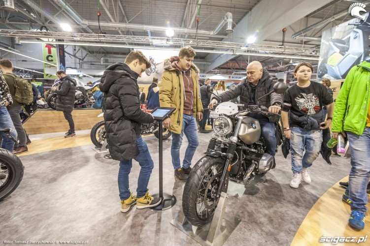 Warsaw Motorcycle Show 2018 129