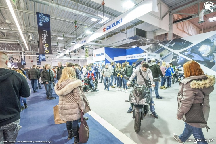 Warsaw Motorcycle Show 2018 132