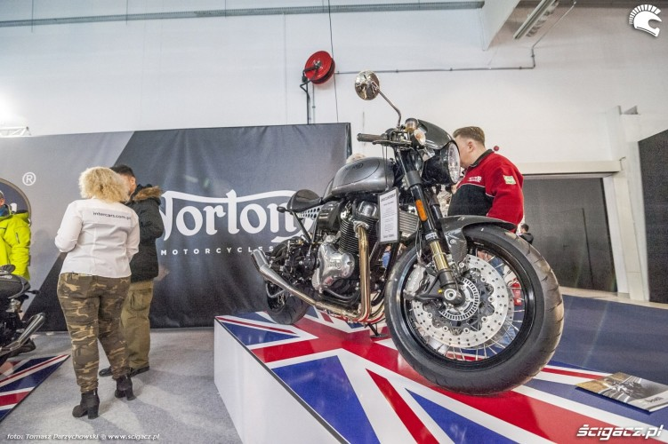 Warsaw Motorcycle Show 2018 142