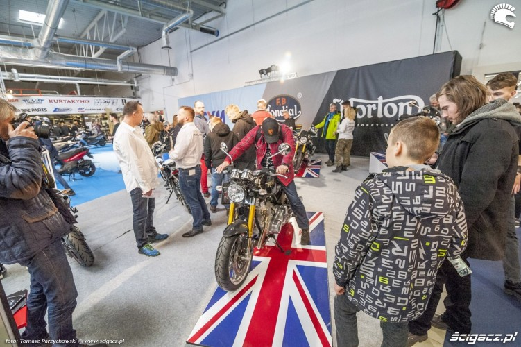 Warsaw Motorcycle Show 2018 143