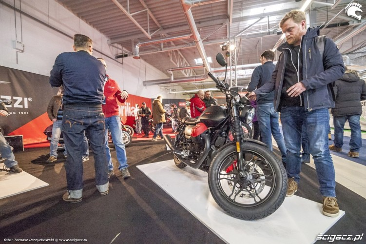 Warsaw Motorcycle Show 2018 146