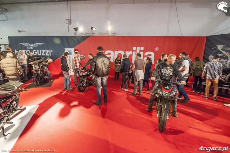 Warsaw Motorcycle Show 2018 147