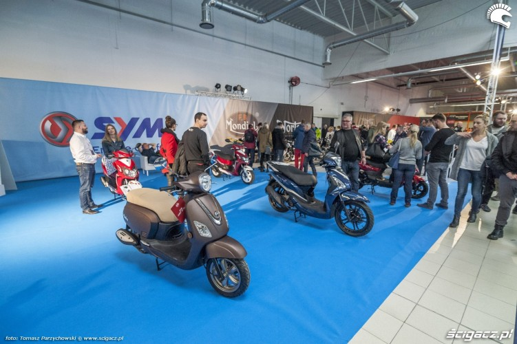 Warsaw Motorcycle Show 2018 149