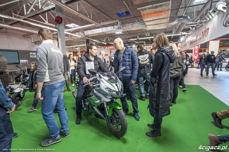 Warsaw Motorcycle Show 2018 157