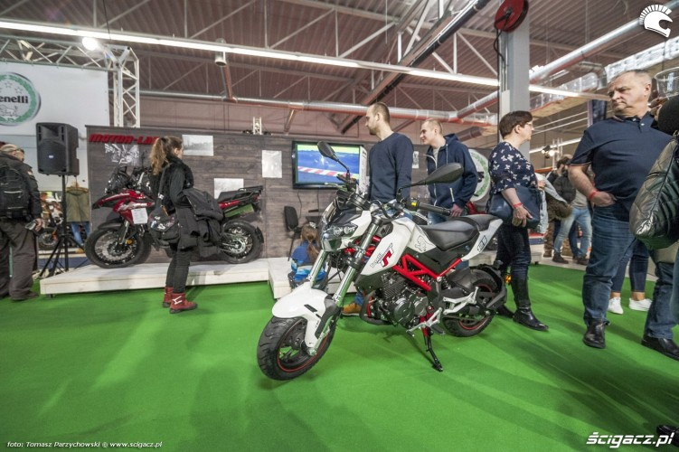 Warsaw Motorcycle Show 2018 158