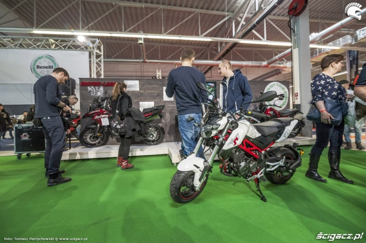 Warsaw Motorcycle Show 2018 159