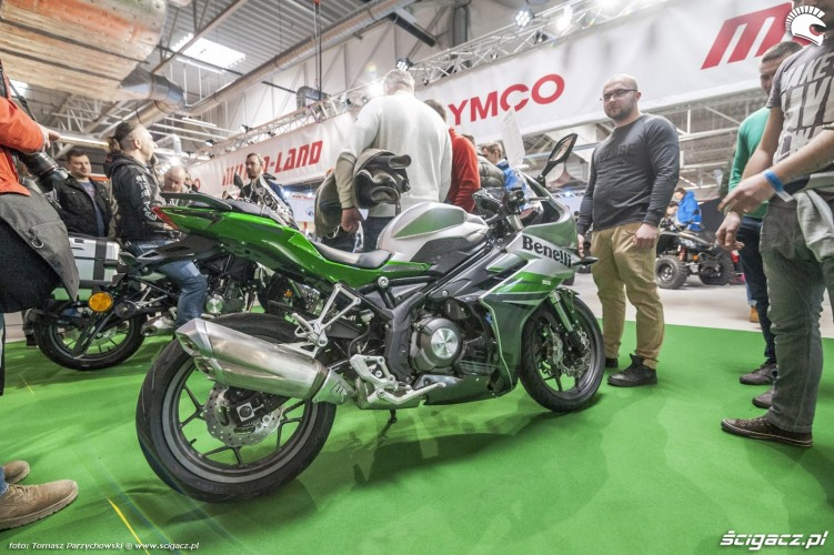 Warsaw Motorcycle Show 2018 160
