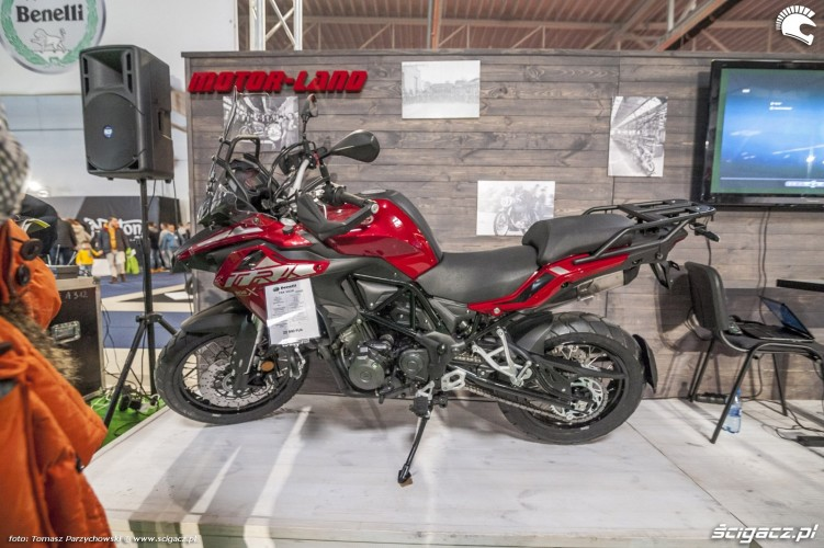 Warsaw Motorcycle Show 2018 163