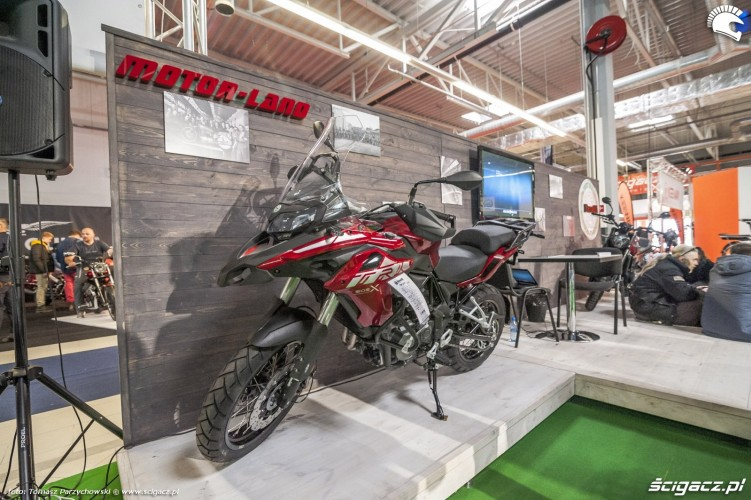 Warsaw Motorcycle Show 2018 164