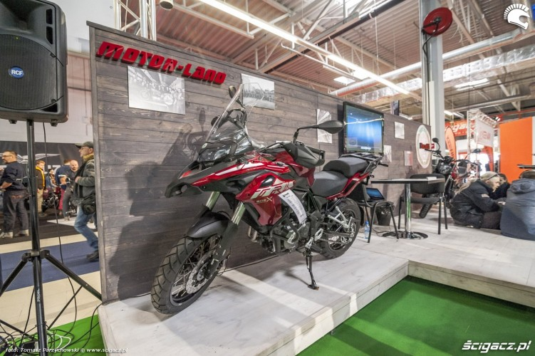Warsaw Motorcycle Show 2018 165