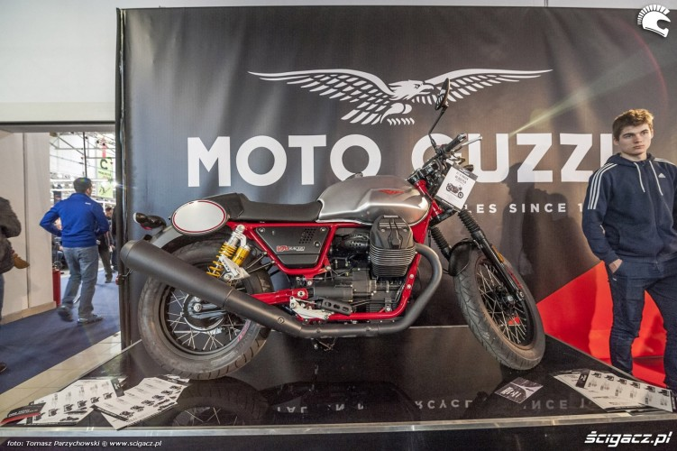Warsaw Motorcycle Show 2018 166