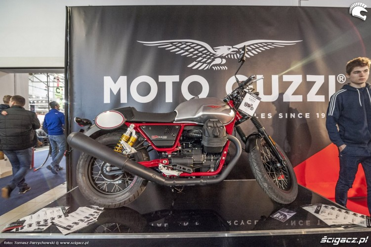 Warsaw Motorcycle Show 2018 167