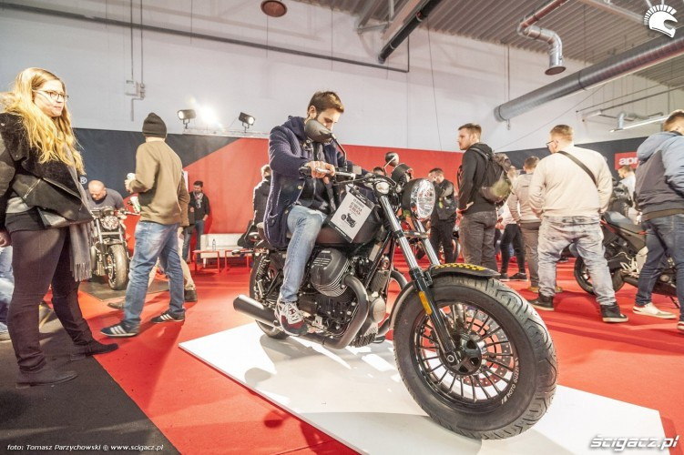 Warsaw Motorcycle Show 2018 171