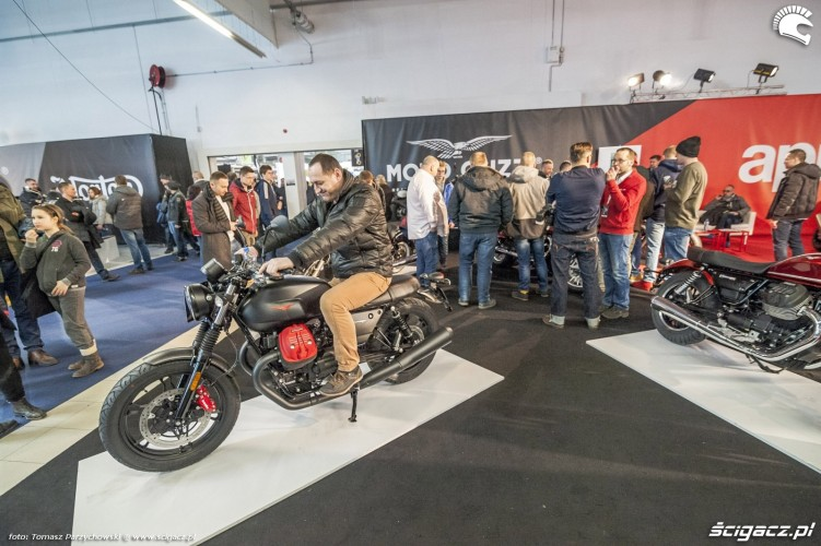 Warsaw Motorcycle Show 2018 172