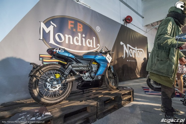 Warsaw Motorcycle Show 2018 173