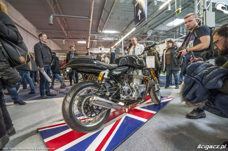 Warsaw Motorcycle Show 2018 174