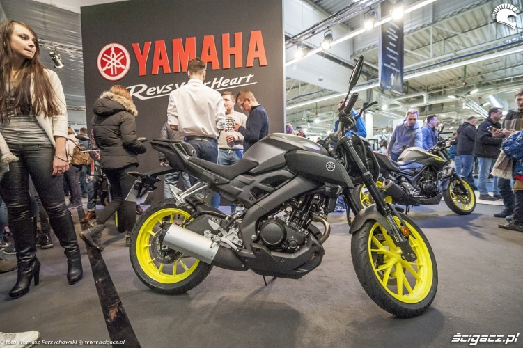 Warsaw Motorcycle Show 2018 176