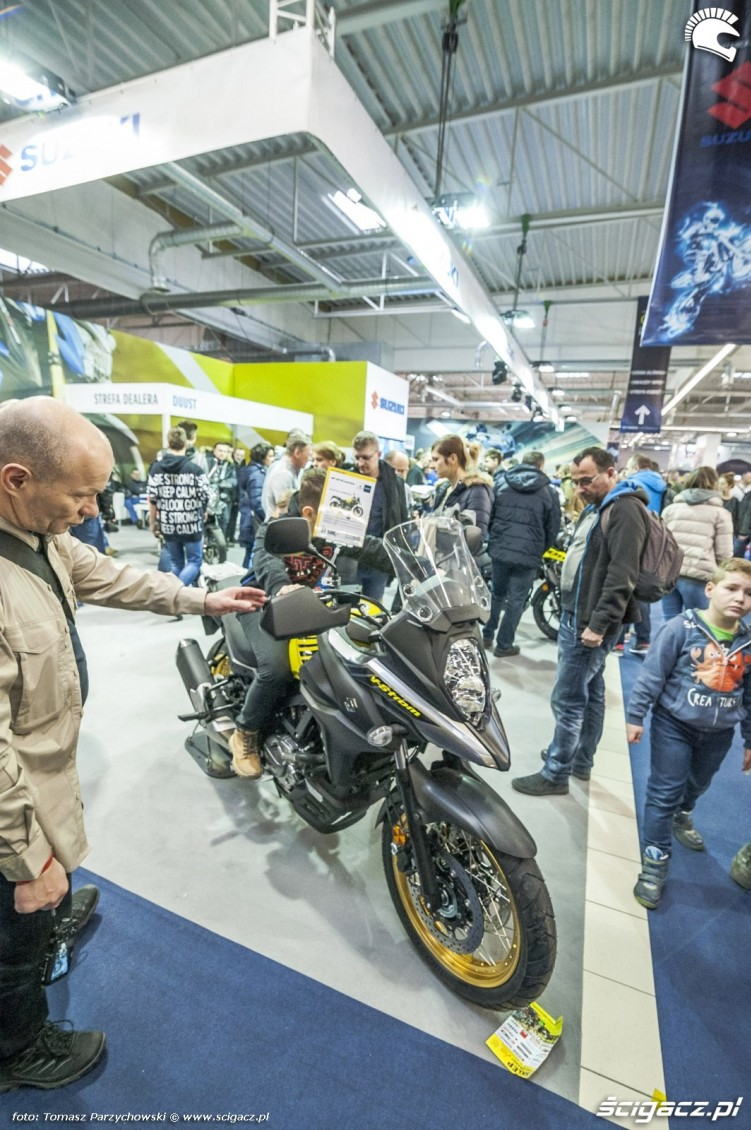 Warsaw Motorcycle Show 2018 177