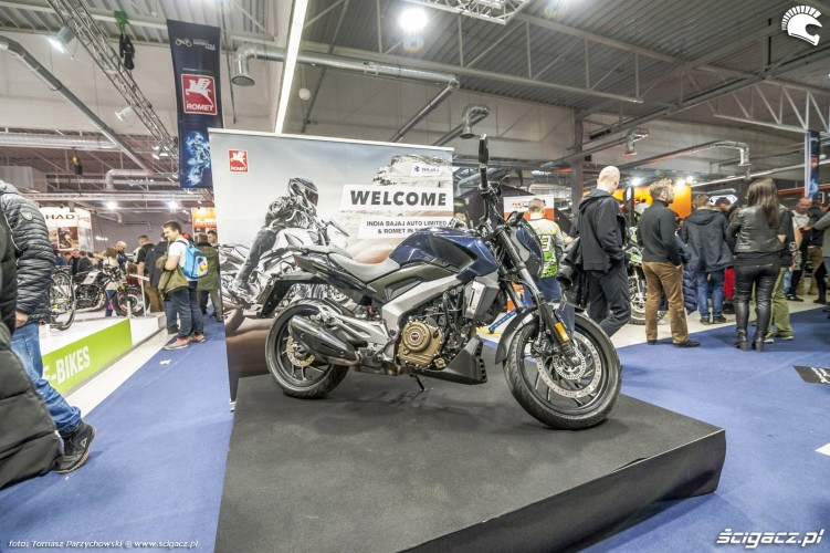 Warsaw Motorcycle Show 2018 179