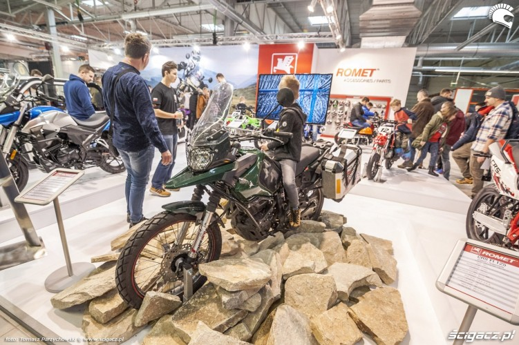 Warsaw Motorcycle Show 2018 180