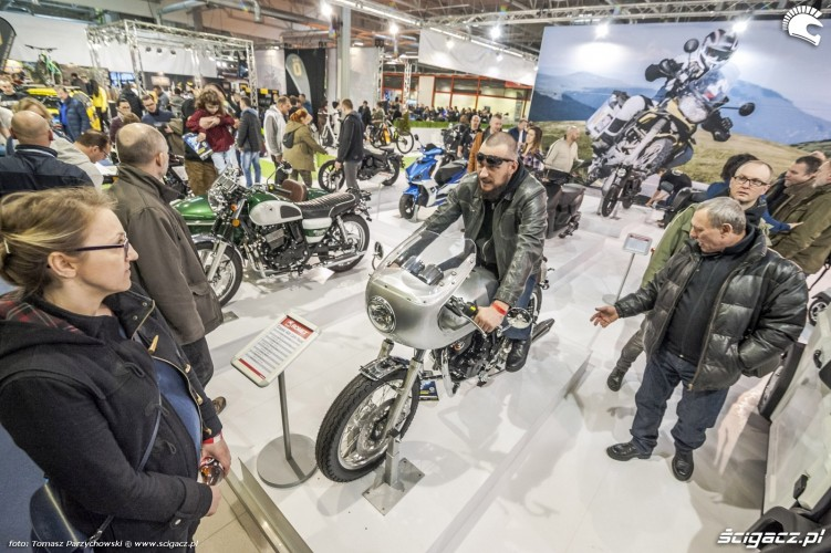 Warsaw Motorcycle Show 2018 181