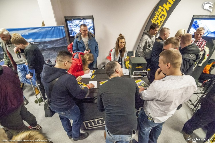 Warsaw Motorcycle Show 2018 183