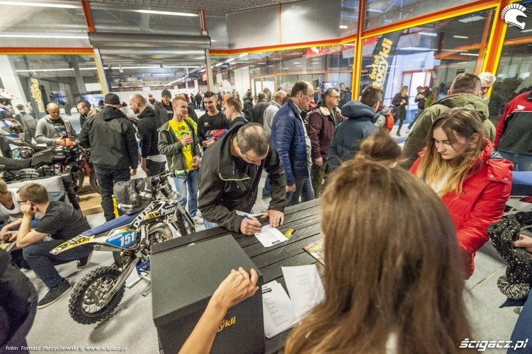 Warsaw Motorcycle Show 2018 186