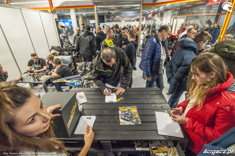 Warsaw Motorcycle Show 2018 187