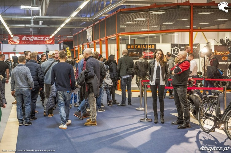 Warsaw Motorcycle Show 2018 189