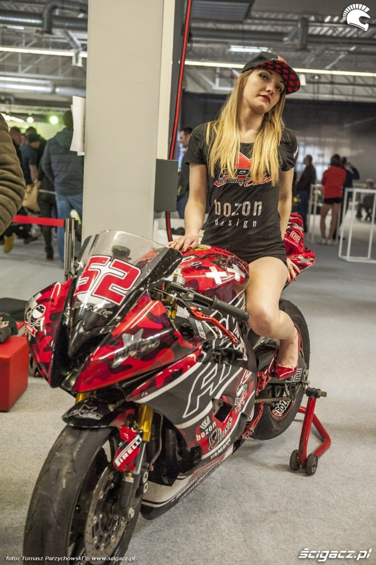 Warsaw Motorcycle Show 2018 190