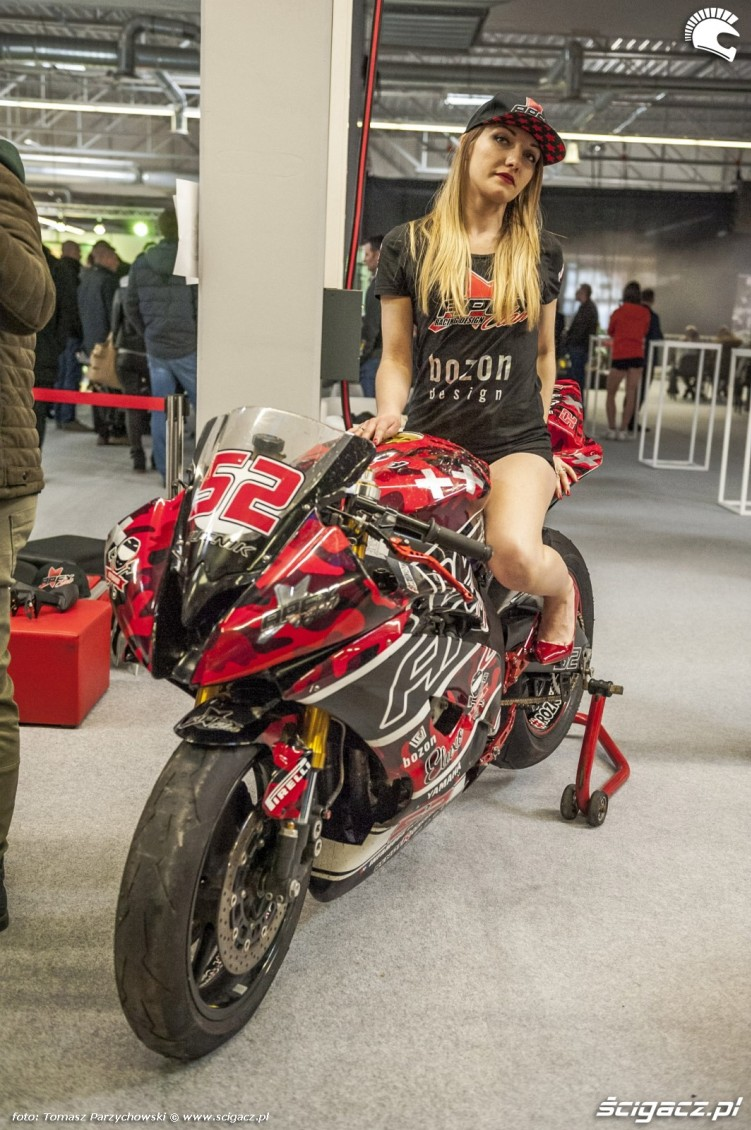 Warsaw Motorcycle Show 2018 191