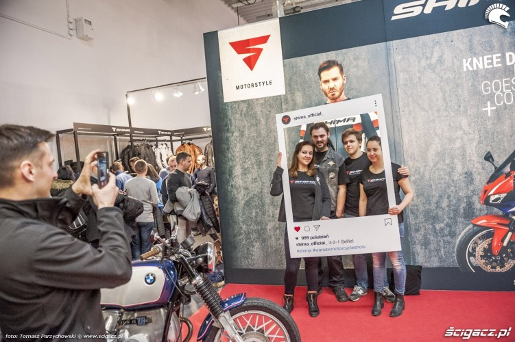 Warsaw Motorcycle Show 2018 192