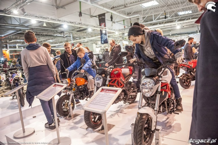 Warsaw Motorcycle Show 2018 198