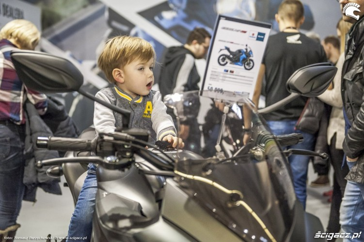 Warsaw Motorcycle Show 2018 199