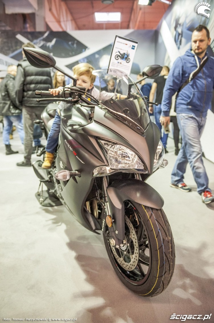 Warsaw Motorcycle Show 2018 200