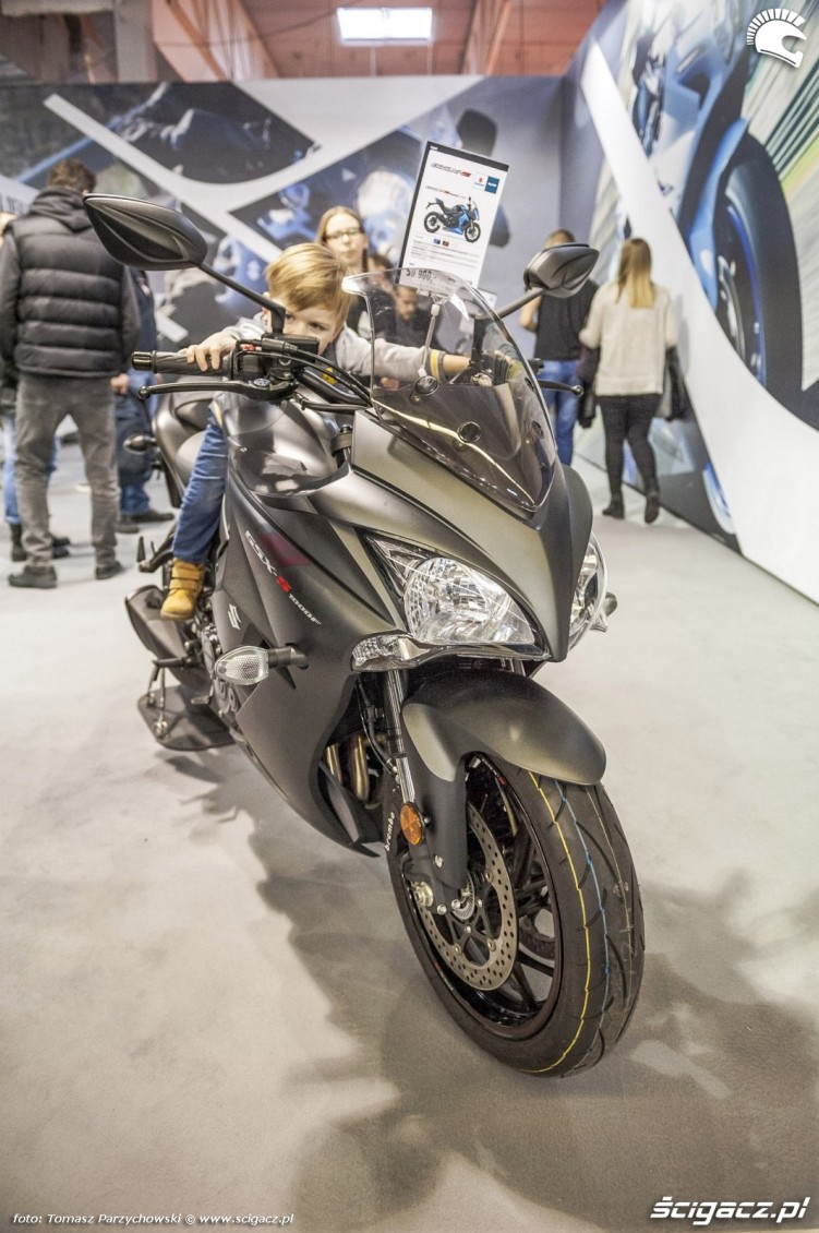 Warsaw Motorcycle Show 2018 201