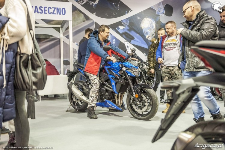 Warsaw Motorcycle Show 2018 202