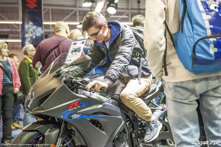 Warsaw Motorcycle Show 2018 203