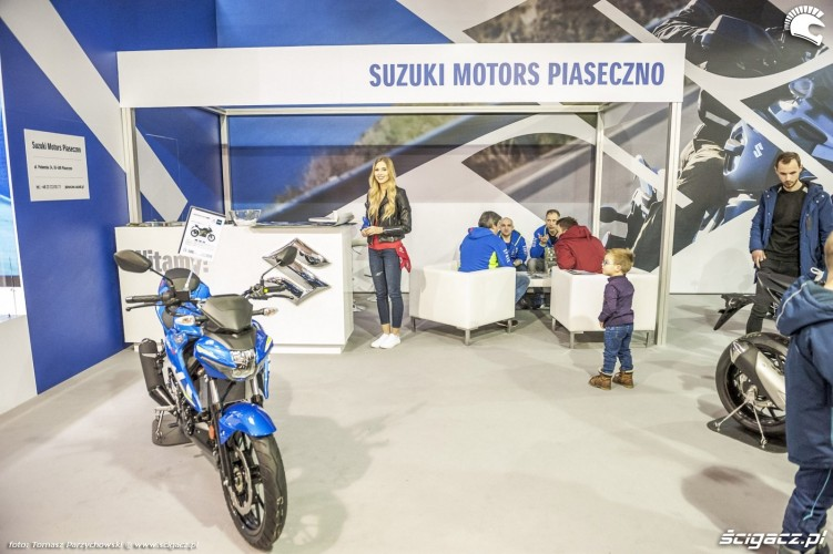 Warsaw Motorcycle Show 2018 204