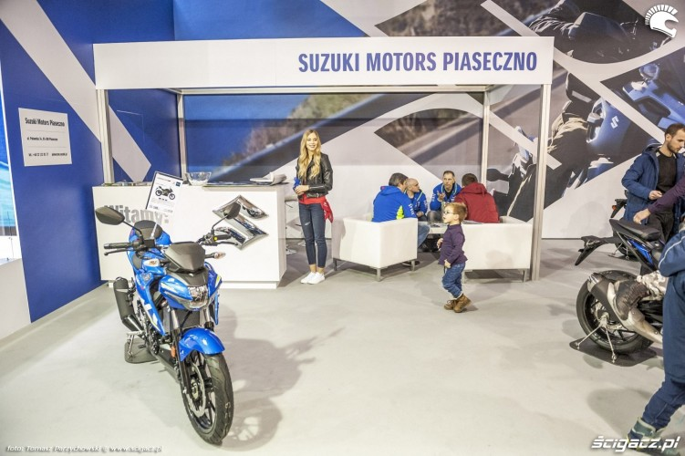 Warsaw Motorcycle Show 2018 205