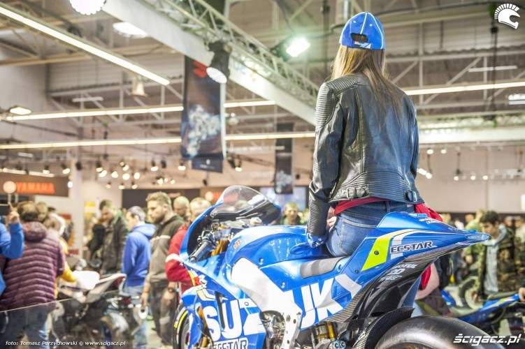 Warsaw Motorcycle Show 2018 206