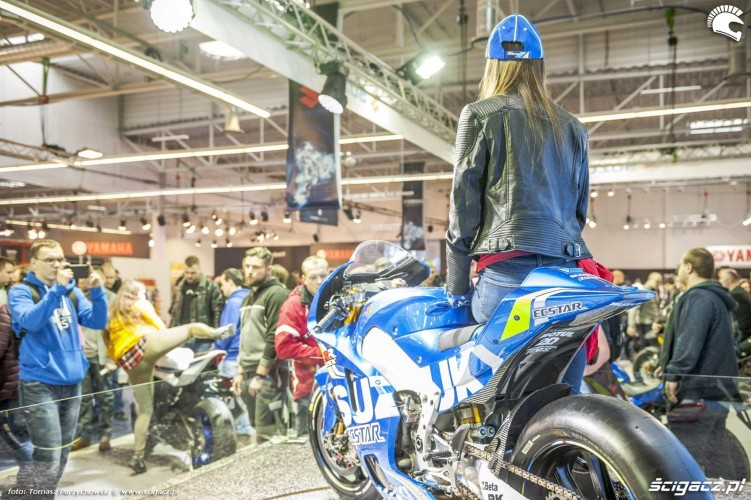 Warsaw Motorcycle Show 2018 207