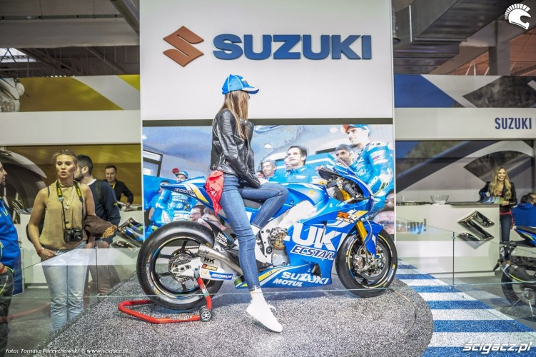 Warsaw Motorcycle Show 2018 208