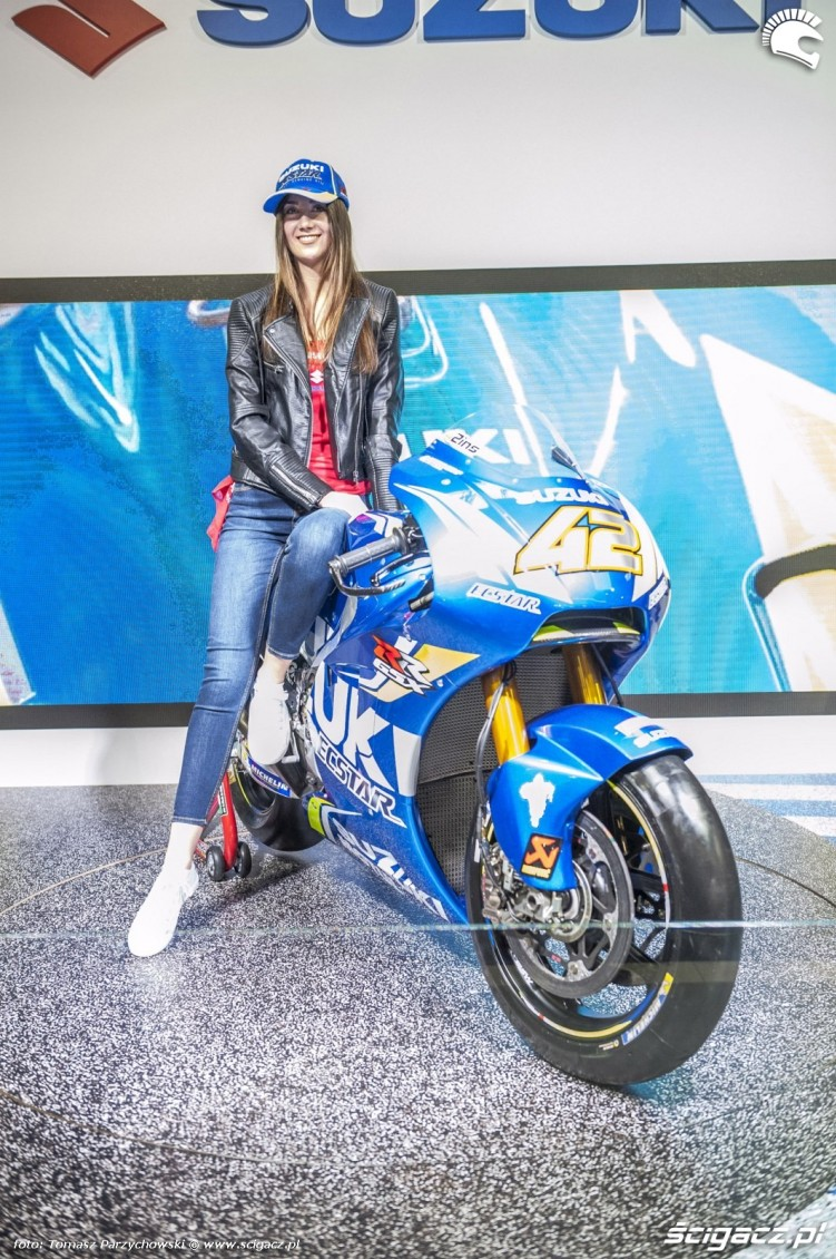Warsaw Motorcycle Show 2018 210